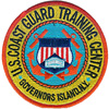 US Coast Guard Training Center Governors Island  NY